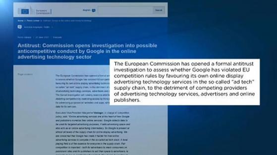 Ad Tech - EU-Kommissarin Vestager knöpft sich Googles Geldmaschine vor
