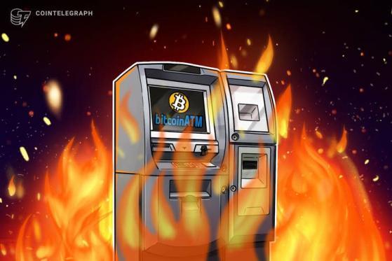 Heftiger Widerstand in El Salvador – Demonstranten zünden Bitcoin-Geldautomaten an
