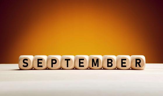 Top-Aktien für September