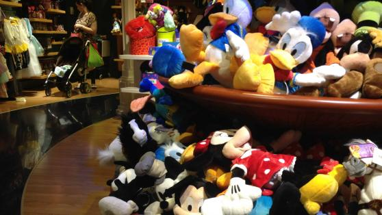 Der größte Rivale von Disney World ist bereit, an Halloween abzukassieren